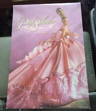 1996 Pink Splendor Barbie Limited Edition Doll NIB