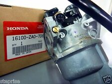 Genuine Honda CARBURETOR Assy 16100-ZA0-708 for LAWN TRACTOR H4514H HSA/A,B,C,&D
