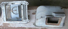 1958 Cadillac Heater Box Duct Cover & Control Used Orig 58
