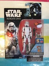 Star Wars Rogue One 3.75 Inch Imperial Stormtrooper Sealed Figure Storm trooper