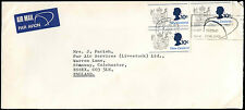 New Zealand 1976 Commercial Airmail Cover to UK #C33131