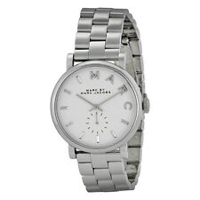 Marc by Marc Jacobs Baker Steel Ladies Watch MBM3242