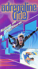 Adrenaline Ride: Riders on the Storm (DVD, 2003)