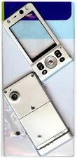 New!! Silver Housing / Fascia / Cover / Case for Sony Ericsson W910 / W910i