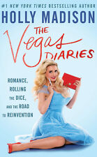 Signed Book Holly Madison The Vegas Diaries 1/1 Las Playboy Girls Next Door HC
