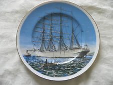 GERMAN TALL SHIP - SAILING SHIP - FENTON CHINA  - 'HERZOGIN CECILIE'