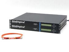 THINKLOGICAL KVM X-TENDER VIS-24 DUAL SINGLE LINK DVI TRANSMITTER RECEIVER SET