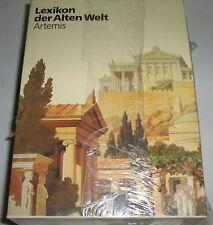 Lexikon der alten Welt - Artemis - 3 Bände im Schuber