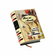 "new small book ""Para mi Amada los mas selectos poemas"" hardcover 430 pages"