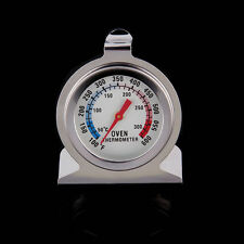 Classic Stand Up Food Meat Dial Oven Thermometer Temperature Gauge Gage LJ