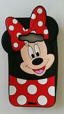 IT- PHONECASEONLINE SILICONE COVER A MINNIE PARA SAMSUNG GALAXY CORE PRIME G360