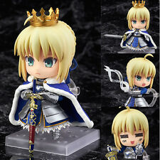 Anime Nendoroid Figure Toy Fate Stay Night/Zero King Ver. Action Figurine 10cm
