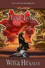 Test of the Twins: Dragonlance Legends-ExLibrary