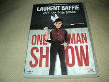 "DVD NEUF ""LAURENT BAFFIE EST UN SALE GOSSE"" one man show"