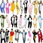 &Hot Unisex Adult Pajamas Kigurumi Cosplay Costume Animal Onesie Sleepwear&,
