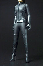 █ Custom Catwoman 1/6 Jumpsuit Set for Hot Toys Phicen Kumik Female Body █