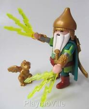 Playmobil Wizard/Dragon warrior figure for castle/magic theme sets NEW