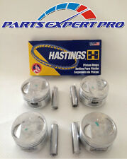 1986-1995 SUZUKI SAMURAI HIGH COMPRESSION PISTONS WITH RINGS  1.3 LT 74MM G13A