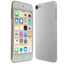 Skinomi Brushed Aluminum Skin+Screen Protector For Apple iPod Touch 6 (6th Gen)