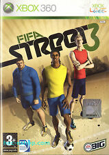 FIFA Street 3 Microsoft Xbox 360 3+ Football Soccer Game