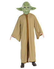 "Star Wars Mens Yoda Costume, Std,CHEST 44"",WAIST 30-34"",INSEAM 33"""