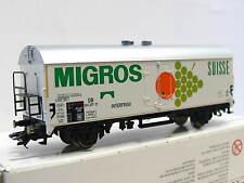Märklin H0 48150 Museumswagen 2006 Migros Interfrigo DB OVP (N1174)