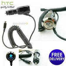 GENUINE HTC USB CAR CHARGER FOR HTC ONE M9 M8 M8S M7 A9 / DESIRE MINI MAX XL HD
