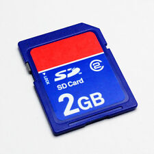2GB SD Card Class 2 non HC,Standard SD Card 2GB for Old Cameras