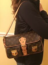 LOUIS VUITTON MONOGRAM HUDSON PM PURSE / HANDBAG / SHOULDER BAG