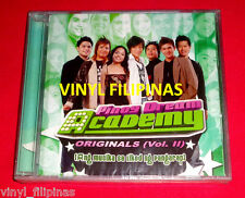 PHILIPPINES:PINOY DREAM ACADEMY - THE ORIGINALS VOLUME II CD ALBUM,OPM,TAGALOG