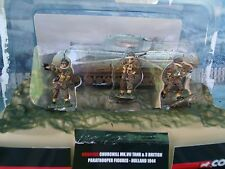 1/50 Corgi CC60109 Churchill British Army, Holland, Sep.44,w/ 3 Figures diorama