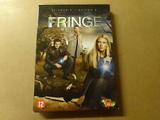6-DISC DVD BOX / FRINGE - SEIZOEN 2
