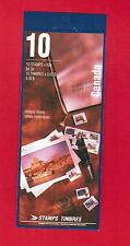 1993 CARNET TIMBRES CANADA BOOKLET  STAMPS #  1467 to 1471 **  BK160  CPR HOTELS