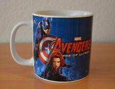 Marvel Avengers Age Of Ultron 20 oz Mug Hulk Iron Man Thor Capt America