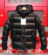 Authentic New Moncler Maya Quilted Down Jacket for Men in Black Size 1/US Small
