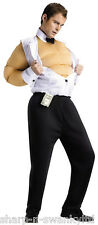 Mens Sexy Chippendale Stripper Stag Do Funny Comedy Fancy Dress Costume Outfit
