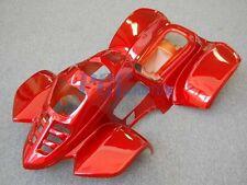 BODY PLASTIC FENDER 50 70cc 90cc 110cc 125cc ATV QUAD Metallic Red 3050C U APS03