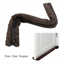 Door Draft Dodger Guard Stopper Energy Saving Protector Doorstop Home Decor