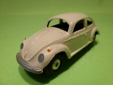 METOSUL VW VOLKSWAGEN KAFER BEETLE - WHITE 1:43 - EXCELLENT CONDITION