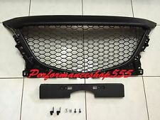 Front Grille Sport Type For MAZDA 3 Axela Mazda3 M3 '2014-'2016 -UNPAINTED