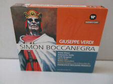 8573 82648-2 Verdi Simon Boccanegra 1951 Recording 2CD