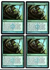 MTG NEW PHYREXIA 4x BIRTHING POD FOILS NEAR MINT TO MINT