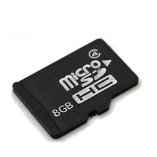 8 GB Micro Mini SD Card 8G TF Flash Memory MicroSD MicroSDHC Card