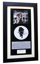 DELAIN April Rain CLASSIC CD Album TOP QUALITY FRAMED+EXPRESS GLOBAL SHIPPING!!