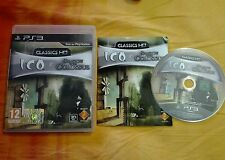 Ico & shadow of the colossus Classics HD Remastered PlayStation 3 PS3 Italiano