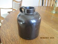 1883 - 1906 Minnesota Stoneware Co Red Wing MN Two Quart Crock Wide Lip