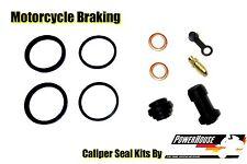 Honda VFR 400 R NC24 1988 front brake caliper seal repair kit