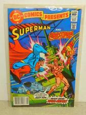 VINTAGE DC COMIC- SUPERMAN VOL.5 NO.45- MAY 1982- GOOD- L1