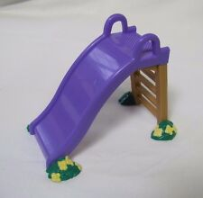 New! FISHER PRICE Loving Family Dollhouse SLIDE LADDER PLAYGROUND 3-6 inch Doll