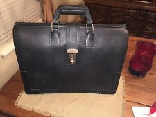 Vintage KORCHMAR CHURCHILL Doctor Attorney Briefcase Attache MSRP $500+